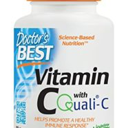 Doctor's Best Vitamin C Feat Quali-C Supplement, 1000 mg, 360 Count