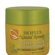 ISOPLUS Natural Remedy T-Tree & Aloe Treatment 4 oz
