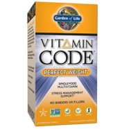 Garden of Life Multivitamin for Weight Management – Vitamin Code Perfect Weight Raw Whole Food Vitamin, Vegetarian Supplement, 240 Capsules