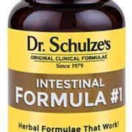 Dr. Schulze's – Dr Schulze's Intestinal Formula #1 90 vcaps