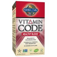 Garden Of Life Vitamin Code Healthy Blood Capsules, 60 Count