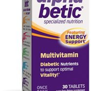 alpha betic Once-Daily Multi-Vitamin Supplement, 30 Tablets