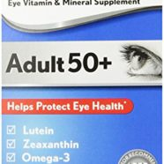 Ocuvite Adult 50+ Vitamin & Mineral Supplement 90 Count Soft Gels